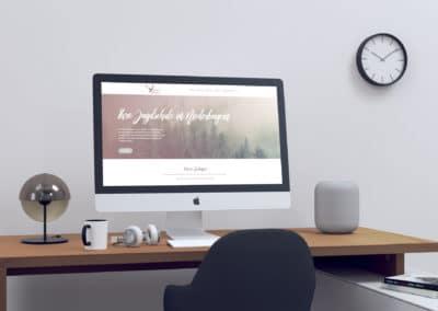 Website & Werbemittel für die Jagdschule Niederbayern